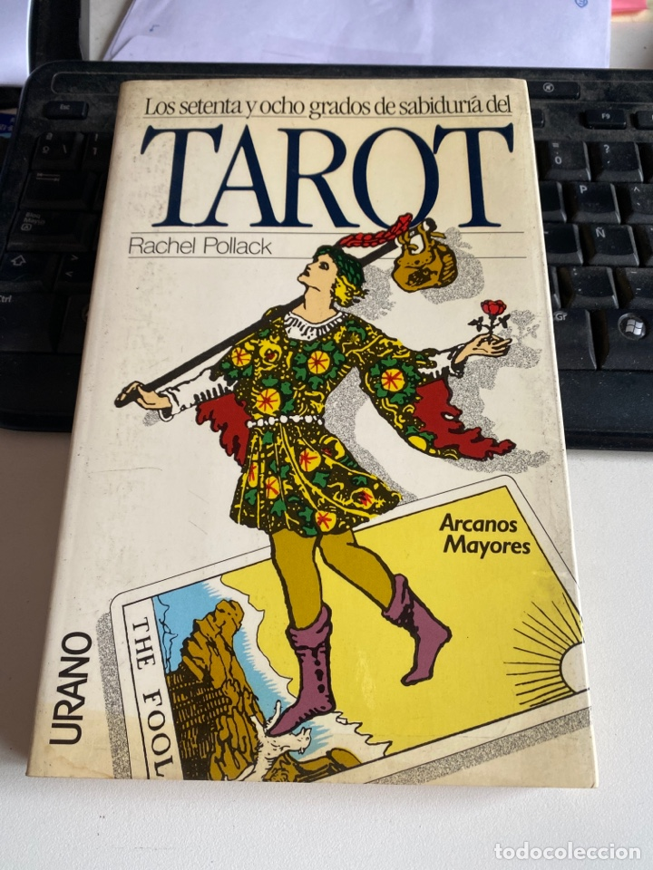 LOS SETENTA Y OCHO GRADOS DE SABIDURÍA DEL TAROT (Libros de Segunda Mano - Parapsicología y Esoterismo - Tarot)