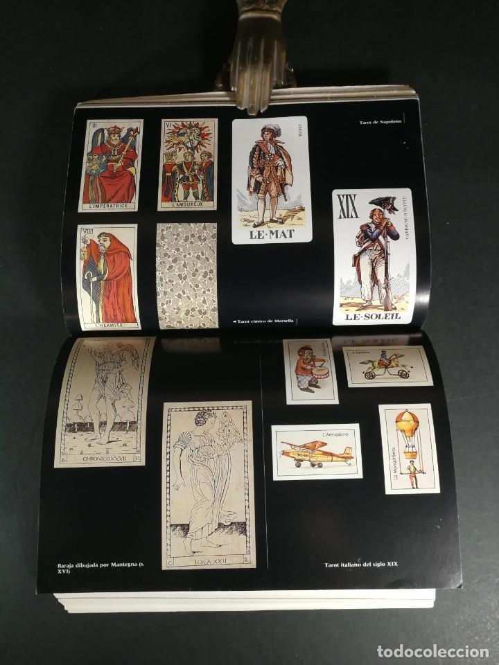 Libros de segunda mano: El gran libro práctico del Tarot - Evolución - Significado - Prácticas Adivinatorias - Osiris - 1991 - Foto 6 - 221990466