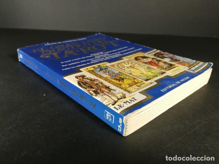 Libros de segunda mano: El gran libro práctico del Tarot - Evolución - Significado - Prácticas Adivinatorias - Osiris - 1991 - Foto 7 - 221990466