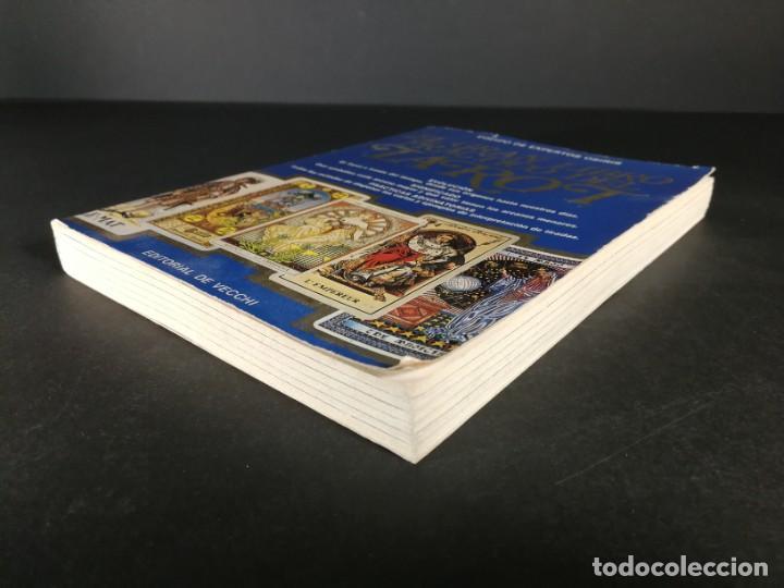 Libros de segunda mano: El gran libro práctico del Tarot - Evolución - Significado - Prácticas Adivinatorias - Osiris - 1991 - Foto 8 - 221990466