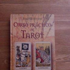 Libros de segunda mano: CURSO PRACTICO DE TAROT / JOAM BUMMING. Lote 222506382