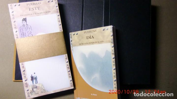 Libros de segunda mano: LAS CARTAS ADIVINATORIAS DEL FENG SHUI-SIGNIFICADO INTERPRETACION ADIVINACION - Foto 3 - 222550148