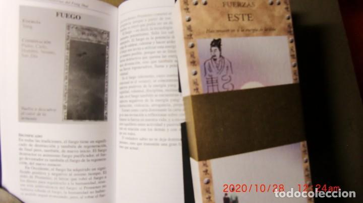 Libros de segunda mano: LAS CARTAS ADIVINATORIAS DEL FENG SHUI-SIGNIFICADO INTERPRETACION ADIVINACION - Foto 4 - 222550148
