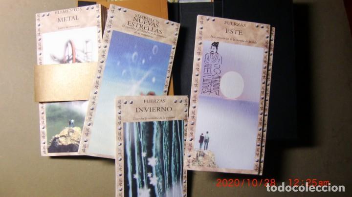 Libros de segunda mano: LAS CARTAS ADIVINATORIAS DEL FENG SHUI-SIGNIFICADO INTERPRETACION ADIVINACION - Foto 5 - 222550148
