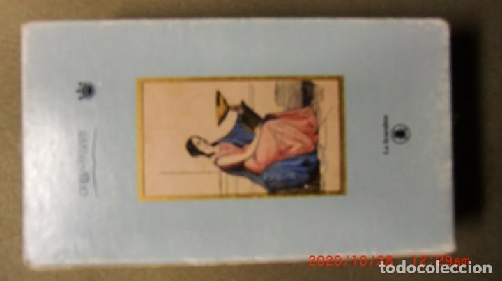 Libros de segunda mano: CARTAS ADIVINATORIAS- TAROT DE THOT-8O CARTAS - Foto 2 - 222551792