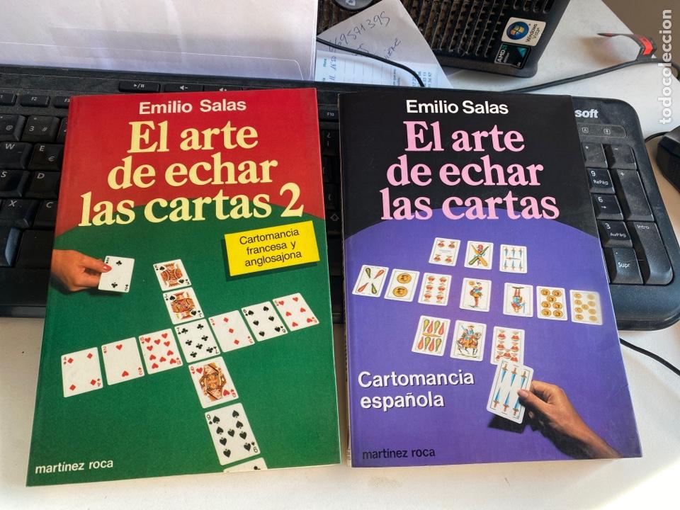 EL ARTE DE ECHAR LAS CARTAS (Libros de Segunda Mano - Parapsicología y Esoterismo - Tarot)
