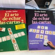 Libros de segunda mano: EL ARTE DE ECHAR LAS CARTAS. Lote 222666281