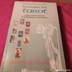 Livres d'occasion: LA MAGIA DEL TAROT . MELITA DENNING. GUOA PRACTICA LLEWELLYN. Lote 224551112