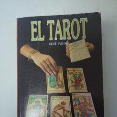 Livres d'occasion: EL TAROT RENÉ FLEURY. Lote 224754905