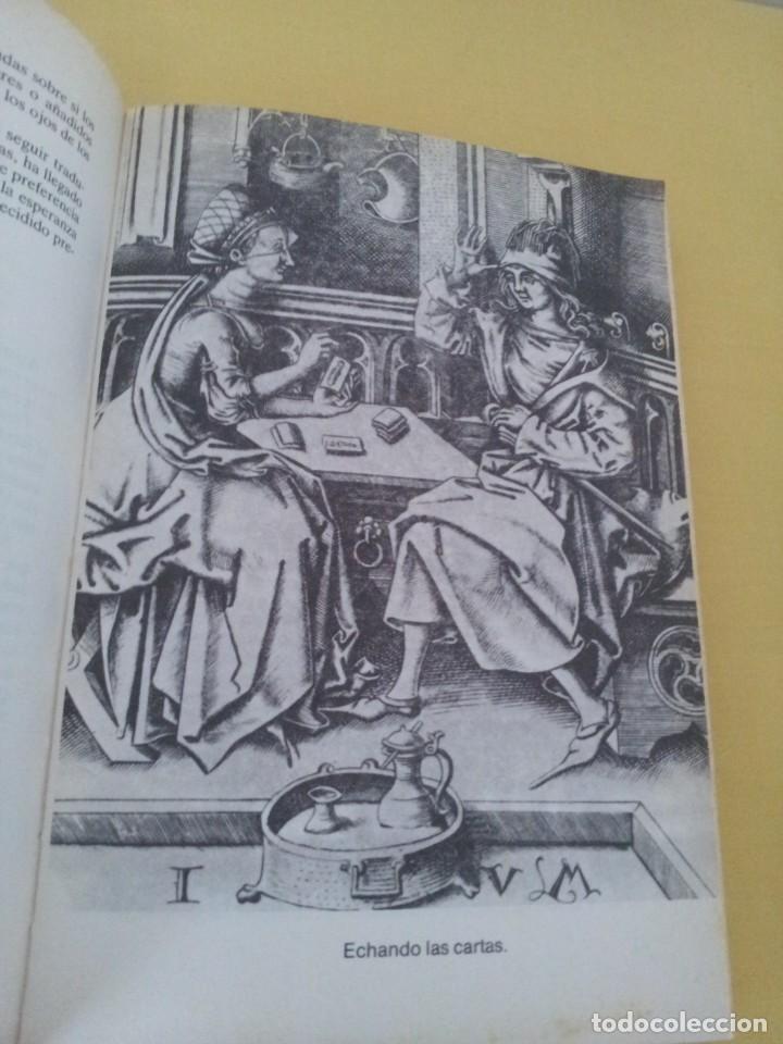 Libros de segunda mano: EMILIO SALAS - EL ARTE DE ECHAR LAS CARTAS - MARTINEZ ROCA 1987 - Foto 4 - 224908528