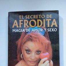 Livres d'occasion: EL SECRETO DE AFRODITA - ARAMÍS FUSTER - ED. ROBINBOOK, 2003. Lote 226225985