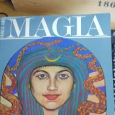 Livres d'occasion: MAGIA. FRANCIS KING 1988 IN FOLIO M RUSTICA ILUSTRDA 127 PP. EDITORIAL: DEBATE: 20X28. Lote 228240652