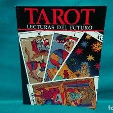 Libros de segunda mano: TAROT - LECTURAS DEL FUTURO TAROT - FRANCISCO CAUDET YARZA - ASTRI. Lote 228883615