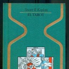 Libros de segunda mano: NUMULITE L0571 EL TAROT STUART R. KAPLAN PLAZA & JANES 1978. Lote 231571170