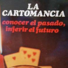 Libros de segunda mano: LA CARTOMANCIA CONOCER EL PASADO INFERIR EL FUTURO JOEL PASQUIOU ALTALENA 1 EDICION 1980. Lote 232483020