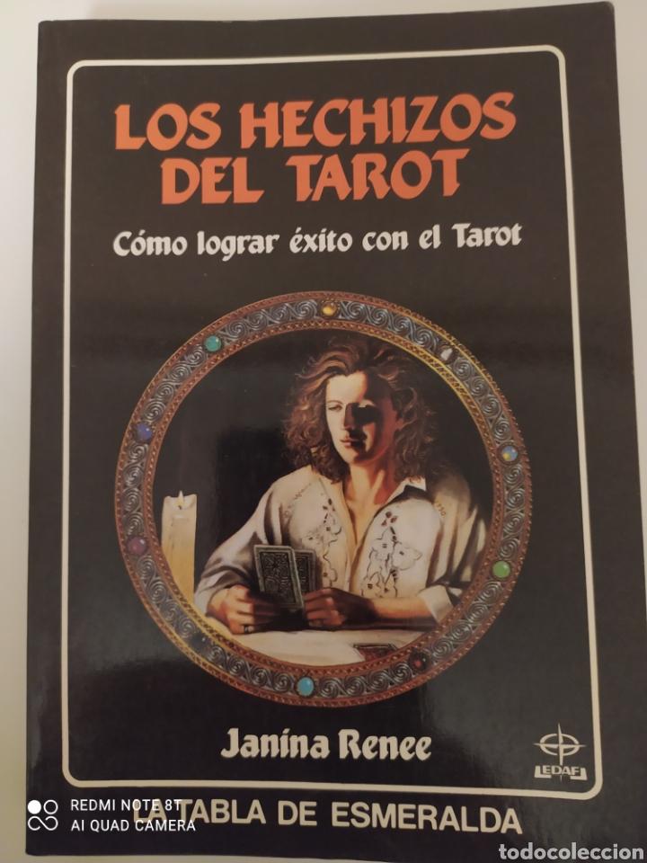 LOS HECHIZOS DEL TAROT JANINA RENÉE (Libros de Segunda Mano - Parapsicología y Esoterismo - Tarot)