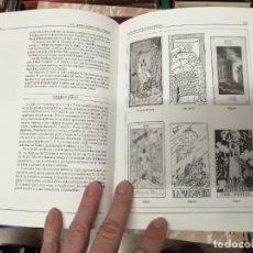 Livres d'occasion: EL GRAN LIBRO DEL TAROT. EMILIO SALAS. CIENCIA OCULTA HERMÉTICA 2001. ARCANOS, NUMEROLOGÍA, CÁBALA. Lote 233849095