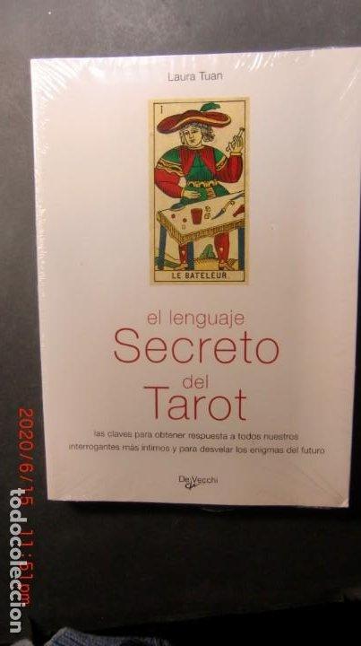 LENGUAJE SECRETO DEL TAROT- TODO PARA TIRAR EL TAROT-ENVIO GRATUITO (Libros de Segunda Mano - Parapsicología y Esoterismo - Tarot)