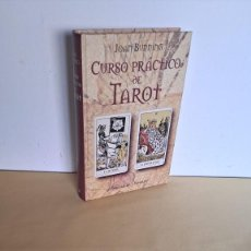 Libros de segunda mano: JOAN BUNNING - CURSO PRACTICO DE TAROT - CIRCULO DE LECTORES 2002. Lote 235638560