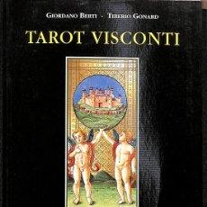 Livres d'occasion: TAROT VISCONTI. Lote 235686895