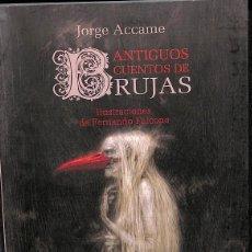 Livres d'occasion: ANTIGUOS CUENTOS DE BRUJAS. Lote 236151815