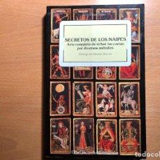 Libros de segunda mano: SECRETOS DE LOS NAIPES.ARTE COMPLETO DE ECHAR LAS CARTAS POR DIVERSOS MÉTODOS. ELIPHAS STAR.OBELISCO. Lote 236255715