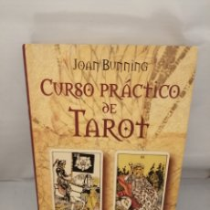 Libri di seconda mano: CURSO PRÁCTICO DE TAROT. Lote 236736835