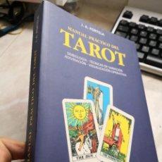 Libros de segunda mano: TAROT PORTELA. ÍNDIGO - ENVÍO CERTIFICADO 4,99. Lote 239592635