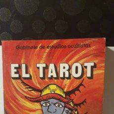 Libros de segunda mano: EL TAROT/ GABINETE DE ESTUDIOS OCULTISTAS/ EDICIONES FAUSÍ/ ( REF.LIBRO.1.A). Lote 243266530