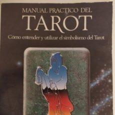 Libros de segunda mano: MANUAL PRÁCTICO DEL TAROT. Lote 243308235