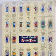 Libros de segunda mano: ASTRO - TAROT. RUSSELL GRANT. LIBRO VIRGIN EN INGLES. Lote 244958760
