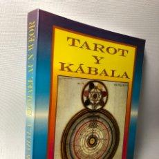 Libros de segunda mano: EL SENDERO INICIATICO EN LOS ARCANOS DEL TAROT Y KÁBALA ··· SAMAEL AUN WEOR ●KB0054. Lote 252025110