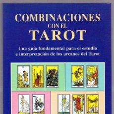 Libros de segunda mano: COMBINACIONES CON EL TAROT DOROTHY KELLY. Lote 253180835