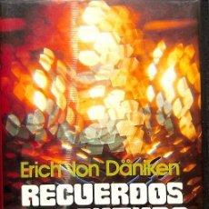 Libros de segunda mano: RECUERDOS DEL FUTURO. Lote 253477530