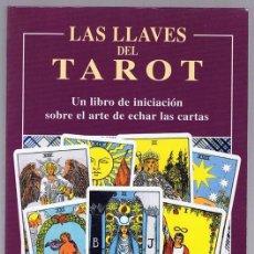 Libros de segunda mano: LAS LLAVES DEL TAROT HAJO BANZHAF. Lote 254232730