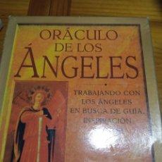 Libros de segunda mano: CARTAS EL ORÁCULO DE LOS ÁNGELES. Lote 254962435