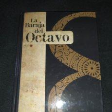Libros de segunda mano: LA BARAJA DEL OCTAVO. UN NUEVO MÉTODO DE CARTOMANCIA - SOFIA SPARROW. Lote 255347675
