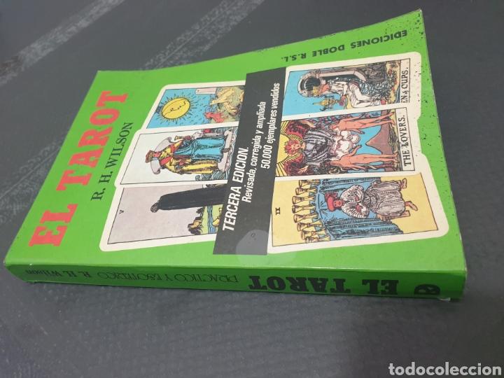 Libros de segunda mano: El tarot, r.h. Wilson, 1981 - Foto 3 - 255358630
