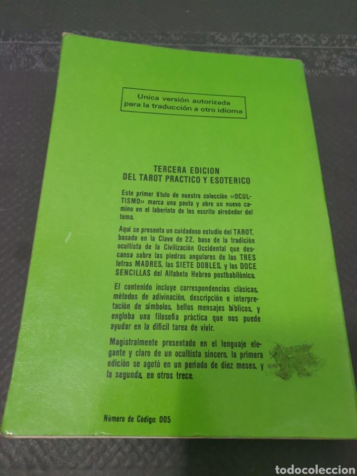 Libros de segunda mano: El tarot, r.h. Wilson, 1981 - Foto 4 - 255358630