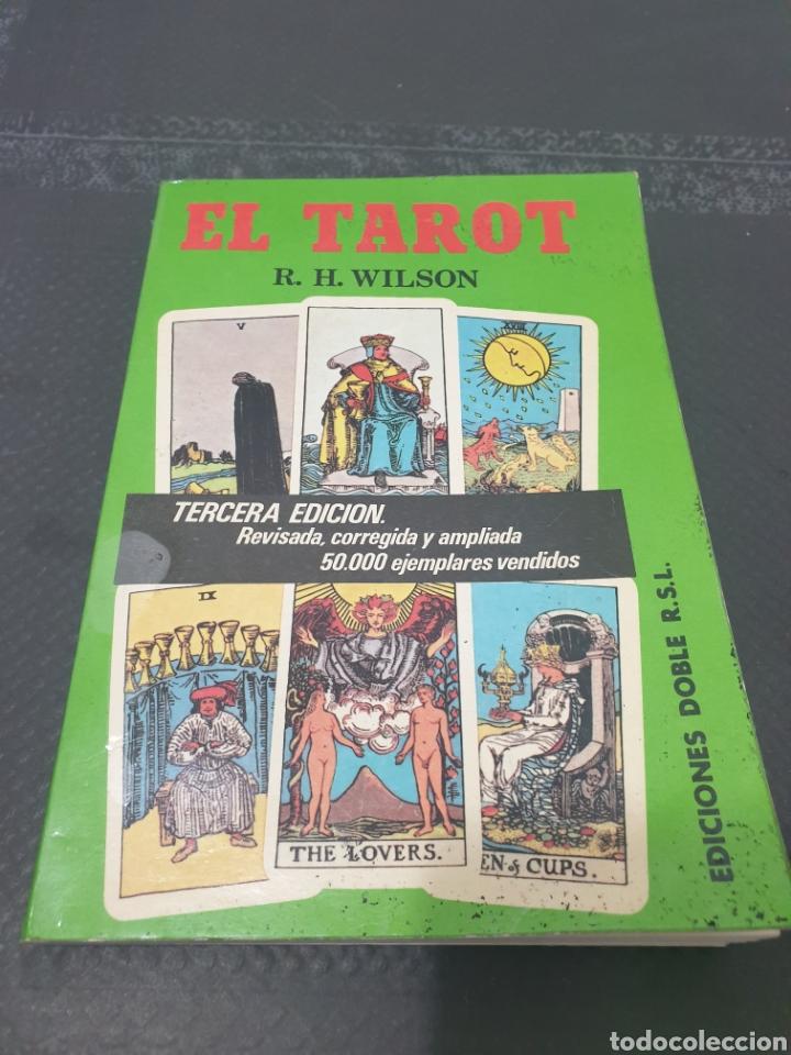 EL TAROT, R.H. WILSON, 1981 (Libros de Segunda Mano - Parapsicología y Esoterismo - Tarot)