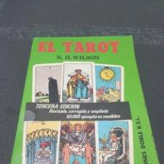 Libros de segunda mano: EL TAROT, R.H. WILSON, 1981. Lote 255358630