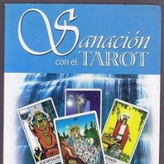 Libros de segunda mano: SANACIÓN CON EL TAROT AHIMSALARA RIBERA. Lote 257530690