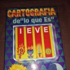 Libros de segunda mano: CARTOGRAFÍA DE LO QUE ES, AMT 1 EDICIÓN 1997 TAPA DURA SOBRECUBIERTA. Lote 258815230