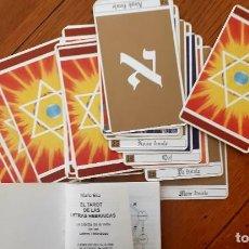 Libros de segunda mano: TAROT HEBREO. Lote 261688460