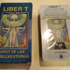 Libri di seconda mano: TAROT LIBER T, PRECINTADO, NUEVO. Lote 262261480