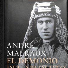 Libros de segunda mano: EL DEMONIO DEL ABSOLUTO. Lote 262848635