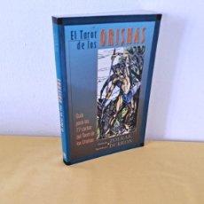Libros de segunda mano: ZOLRAK - EL TAROT DE LOS ORISHAS - ILUSTRADO POR DURKON - ARKANO BOOKS 2008. Lote 262935965