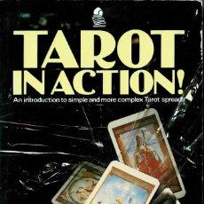 Libros de segunda mano: TAROT IN ACTION - SASHA FENTON. Lote 263675505