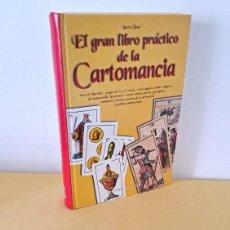 Libros de segunda mano: LAURA TUAN - EL GRAN LIBRO PRACTICO DE LA CARTOMANCIA - EDITORIAL DE VECCHI 2004. Lote 264480704