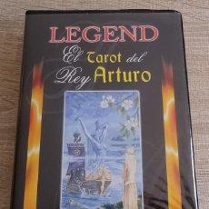 Libros de segunda mano: LEGEND EL TAROT DEL REY ARTURO ANNA - MARIE FERGUSON. Lote 264713939
